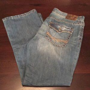 Seven7 Men's Bootcut Jeans